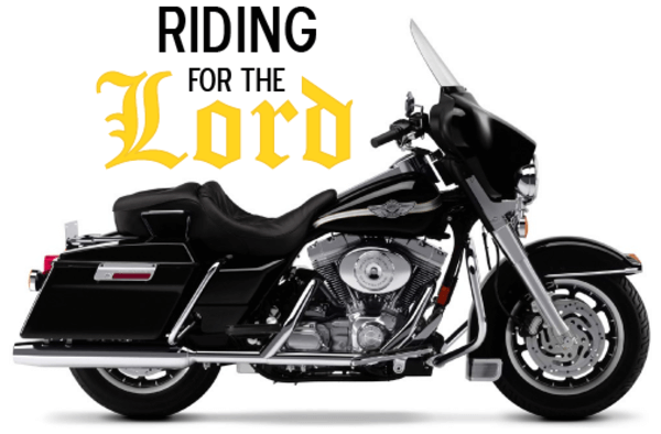 Riding for the Lord