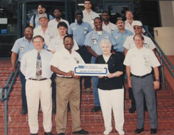 Atlanta Employees August 1996 CDC World Headquarters
